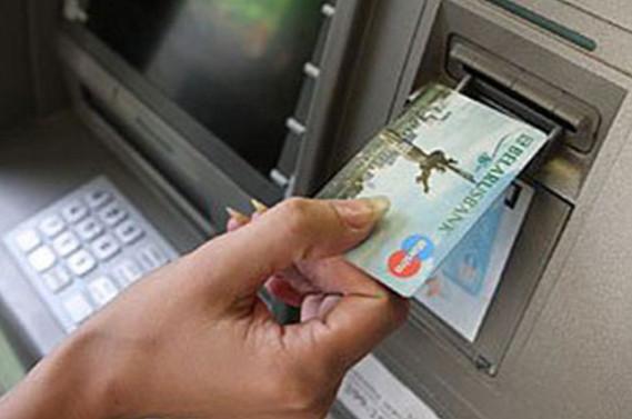 Как положить деньги на карточку Беларусбанка через инфокиоск