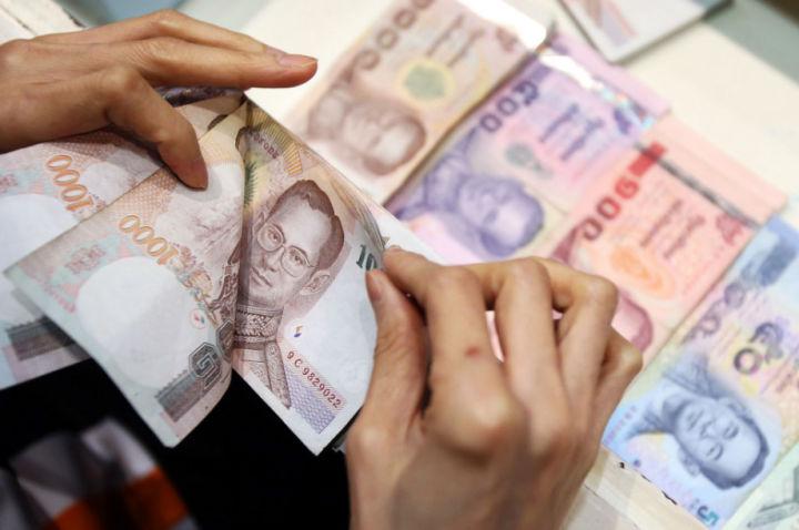 Как снять деньги с карты в Тайланде