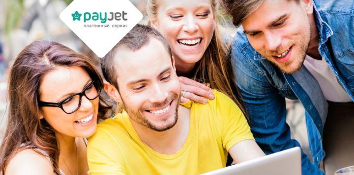 Платежный сервис PayJet поможет перевести деньги с Мотива на телефоны других операторов