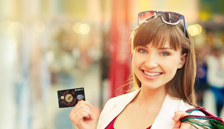 После того, как вы заполнили заявку онлайн и получили карту на руки, ее потребуется активировать, так как в целях безопасности банк не сделал это ранее