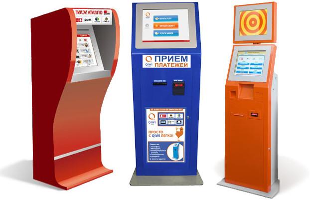 Пополнить кошелек можно в огромном количестве терминалов, разница заключается в способе внесения денег и установленной комиссии