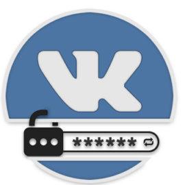 Как изменить пароль в новой версии Вконтакте