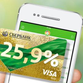 Преимущества кредитной карты Сбербанка
