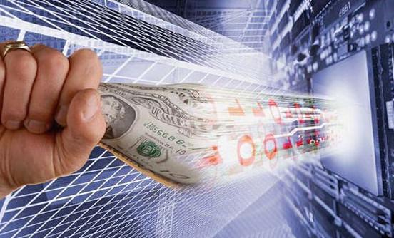 Совершить транзакцию через электронный кошелек можно посредством сети интернет, не выходя из дома
